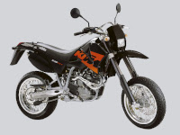 LC4 640 Supermoto