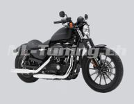 Sportster 883 Iron XL883N