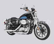 Sportster 883 Superlow XL883R