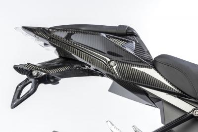 Carbon Ilmberger Kennzeichenhalter BMW S 1000 RR