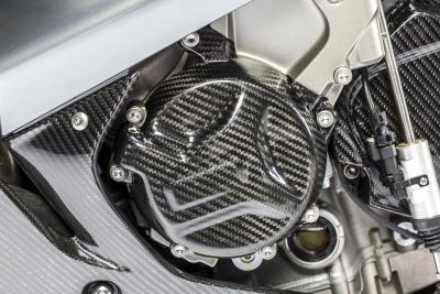 Carbon Ilmberger Lichtmaschinenabdeckung BMW S 1000 RR