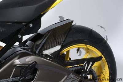 Carbon Ilmberger Kotflügel hinten mit Kettenschutz mit ABS BMW S 1000 RR