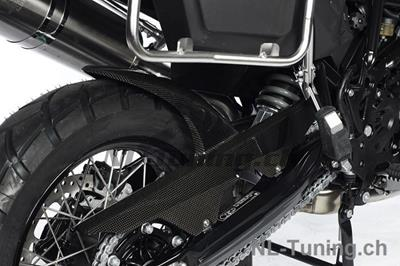 Carbon Ilmberger Hinterradabdeckung BMW F 800 GS Adventure