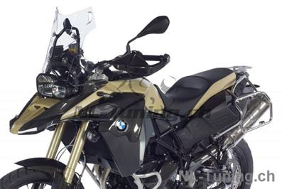 Carbon Ilmberger Schnabelverbreiterungen Set BMW F 800 GS Adventure