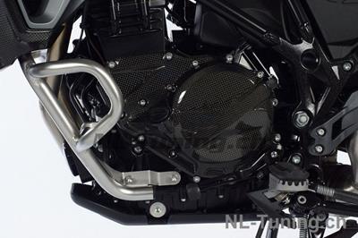 Carbon Ilmberger Motordeckelabdeckung Set BMW F 800 GS Adventure
