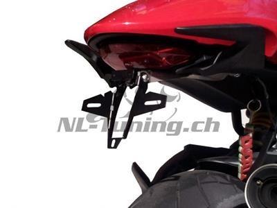 Kennzeichenhalter Ducati Monster 1200
