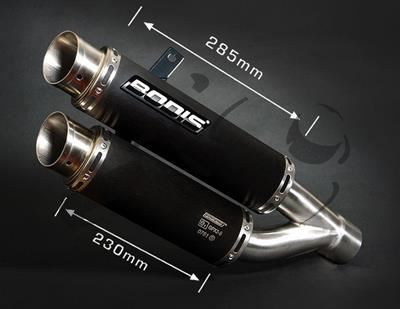 Bodis GPX2 Kawasaki Z1000