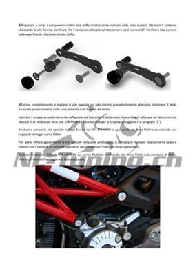 Evotech Street Defender Kit Ducati Monster 1100
