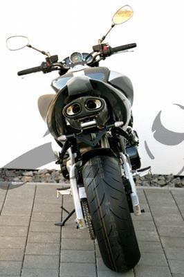 Bodis Oval Q5 Suzuki B-King