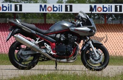 Bodis Oval 10K WM Suzuki Bandit 650