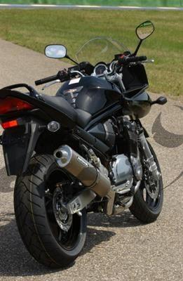 Bodis Oval 10K G Suzuki GSF1200
