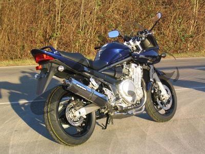 Bodis Oval 10K WM Suzuki Bandit 1250