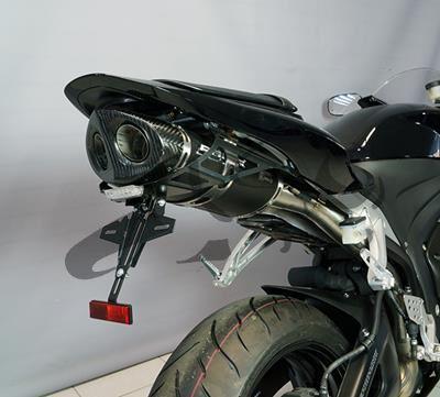 Auspuff Bodis Q1-S Honda CBR 600 RR