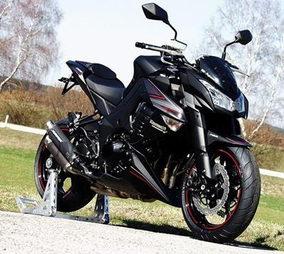 Bodis GPX2 Kawasaki Z1000 SX