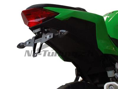 Kennzeichenhalter Kawasaki Ninja 300 R
