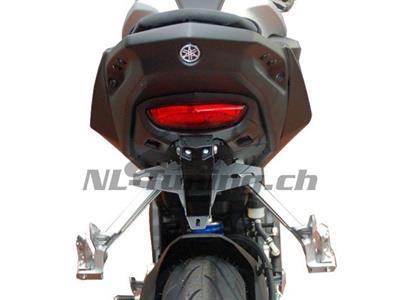 Kennzeichenhalter Yamaha MT-125