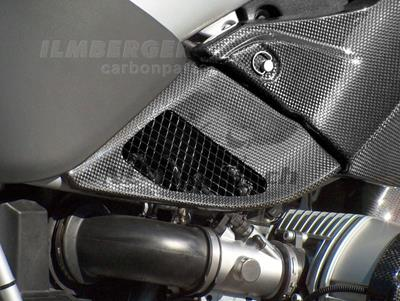 Carbon Ilmberger Ansaugrohrabdeckung Set BMW R 1200 GS