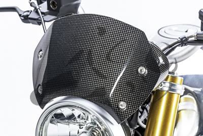 Carbon Ilmberger Windschild Carbon BMW R NineT