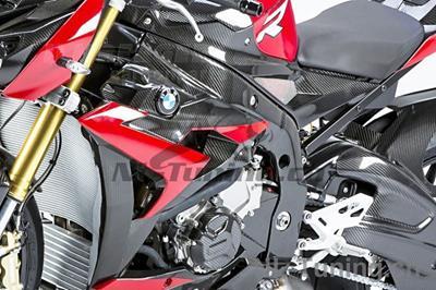 Carbon Ilmberger Rahmenabdeckungen Set BMW S 1000 R