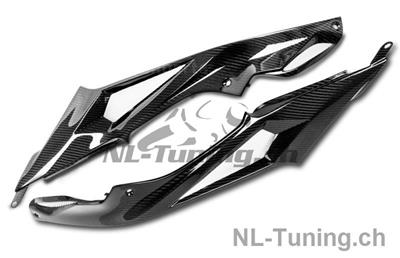 Carbon Ilmberger Seitendeckel Tank Set BMW S 1000 R
