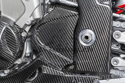 Carbon Ilmberger Ritzelabdeckung BMW S 1000 R