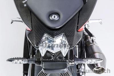 Carbon Ilmberger Rücklichtverkleidung BMW S 1000 R