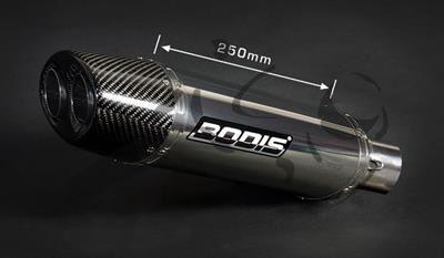 Auspuff Bodis Q1 Honda CBR 600 RR
