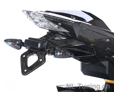 Carbon Ilmberger Kennzeichenhalter BMW S 1000 R