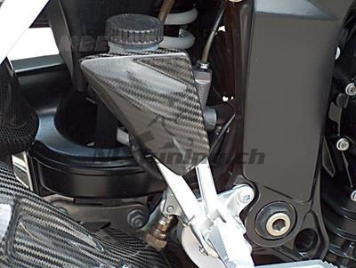 Carbon Ilmberger Fersenschutz BMW K 1200 R