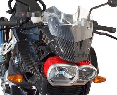 Carbon Ilmberger Windschild BMW K 1200 R