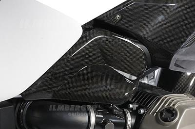 Carbon Ilmberger Ansaugrohrabdeckungen Set BMW R 1200 GS