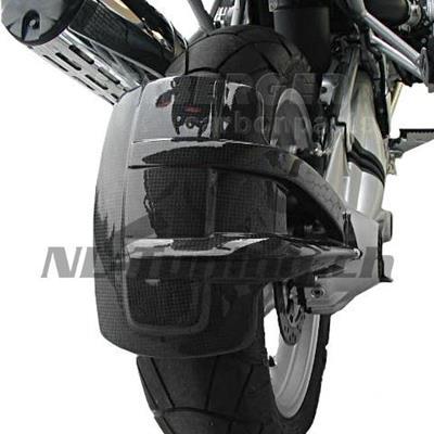 Carbon Ilmberger Spritzschutz hinten BMW R 1200 GS