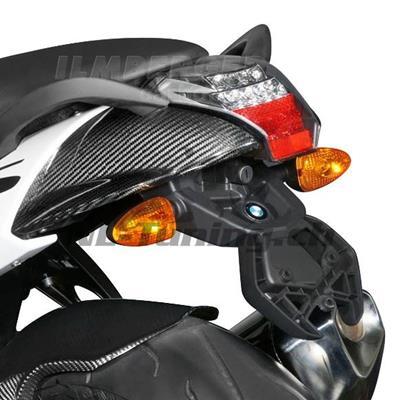 Carbon Ilmberger Rücklichtverkleidung BMW K 1200 S