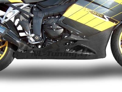 Carbon Ilmberger Verkleidungsunterteil BMW K 1300 S