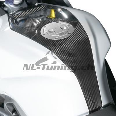 Carbon Ilmberger Tank u. Battiefachabdeckung BMW K 1300 S