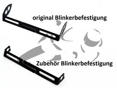 Kennzeichenhalter CBR 600 RR