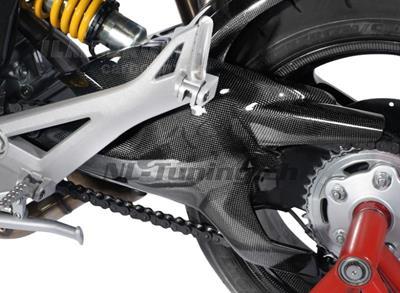 Carbon Ilmberger Schwingenabdeckung Ducati Monster 1100
