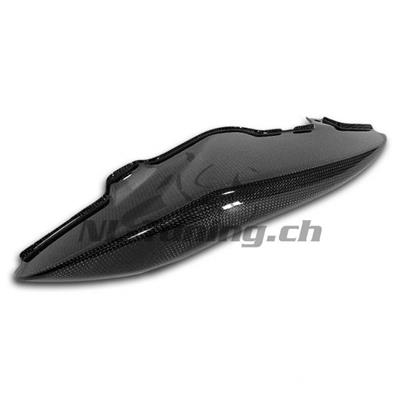 Carbon Ilmberger Seitendeckel unterm Sitz Set Triumph Speed Triple 1050