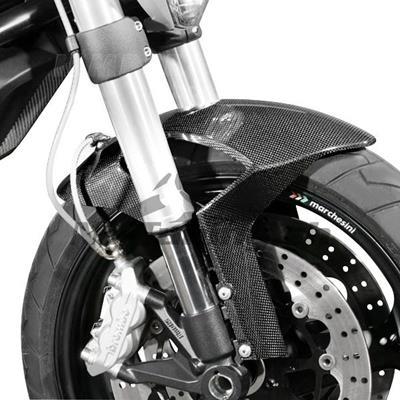 Carbon Ilmberger Vorderradabdeckung Ducati Monster 1100 Evo