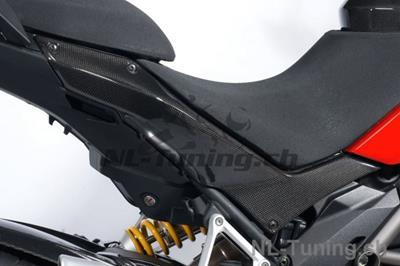 Carbon Ilmberger Seitendeckel Set Ducati Multistrada 1200
