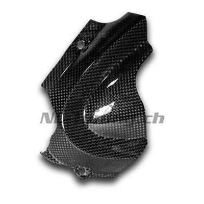 Carbon Ilmberger Ritzelabdeckung Ducati Monster 1100