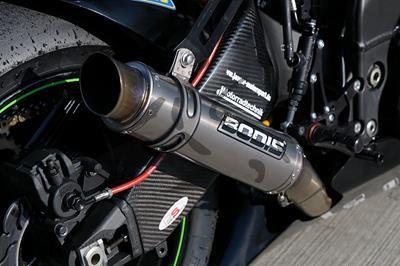 Bodis GP1 4-1 Kawasaki ZX-10R