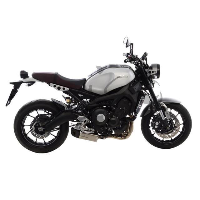 auspuff leo vince underbody komplettanlage yamaha xsr 900. Black Bedroom Furniture Sets. Home Design Ideas