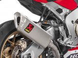 Akrapovic Komplettanlage Racing Line Honda CBR 1000 RR