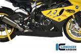 Carbon Ilmberger Verkleidungsunterteil einteillig inkl. Haltekit BMW S 1000 RR