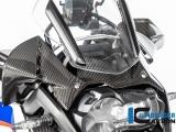 Carbon Ilmberger Windabweiser am Cockpit BMW R 1250 GS