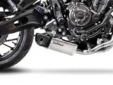 Auspuff Leo Vince Underbody Komplettanlage Yamaha XSR 700