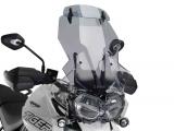 Puig Tourenscheibe mit Visieraufsatz Triumph Tiger 800