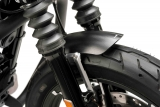Puig Aluminium Vorderradabdeckung Harley Davidson Sportster 883 Iron