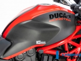 Carbon Ilmberger Tank Carbon Ducati Monster 1200